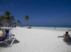 Tulum Mexico, Playa Paraíso